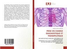 Bookcover of PRISE EN CHARGE DIAGNOSTIQUE ET THERAPEUTIQUE