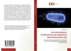 Portada del libro de Les mécanismes moléculaires de l'évolution chez Escherichia coli
