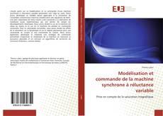 Copertina di Modélisation et commande de la machine synchrone à réluctance variable