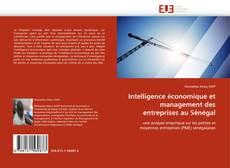 Portada del libro de Intelligence économique et management des entreprises au Sénégal