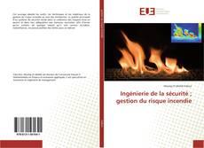 Borítókép a  Ingénierie de la sécurité ; gestion du risque incendie - hoz