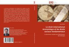 Borítókép a  Le droit international économique et les droits sociaux fondamentaux - hoz