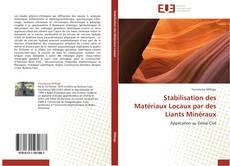 Couverture de Stabilisation des Matériaux Locaux par des Liants Minéraux