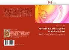 Bookcover of Réflexion sur des stages de gestion du stress