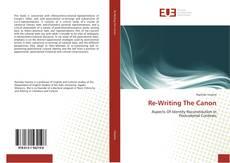 Copertina di Re-Writing The Canon