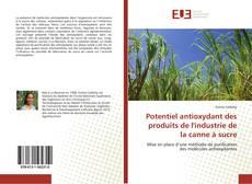 Couverture de Potentiel antioxydant des produits de l'industrie de la canne à sucre