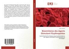 Capa do livro de Biosimilaires des Agents Stimulant l'Erythropoïèse