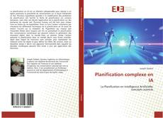 Bookcover of Planification complexe en IA