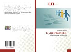 Bookcover of Le Leadership Social