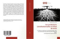 Bookcover of Les juridictions constitutionnelles et l'Etat de droit