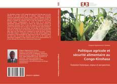 Couverture de Politique agricole et sécurité alimentaire au Congo-Kinshasa