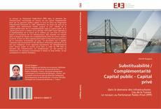 Bookcover of Substituabilité / Complémentarité   Capital public - Capital privé