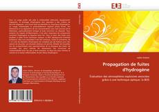 Bookcover of Propagation de fuites d'hydrogène