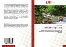 Bookcover of Forêt et eau potable