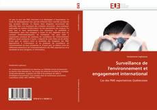 Copertina di Surveillance de l'environnement et engagement international