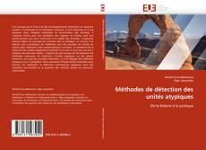 Capa do livro de Méthodes de détection des unités atypiques