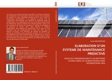 Bookcover of ELABORATION D'UN SYSTEME DE MAINTENANCE PREDICTIVE