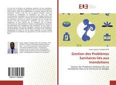 Capa do livro de Gestion des Problèmes Sanitaires liés aux Inondations