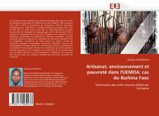 Bookcover of Artisanat, environnement et pauvreté dans l'UEMOA: cas du Burkina Faso