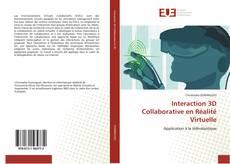 Bookcover of Interaction 3D Collaborative en Réalité Virtuelle
