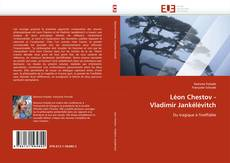 Bookcover of Léon Chestov - Vladimir Jankélévitch