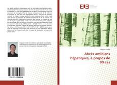 Couverture de Abcès amibiens hépatiques, à propos de 90 cas