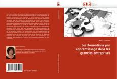 Bookcover of Les formations par apprentissage dans les grandes entreprises
