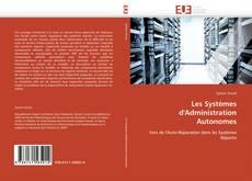 Portada del libro de Les Systèmes d'Administration Autonomes