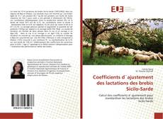 Buchcover von Coefficients d'ajustement des lactations des brebis Sicilo-Sarde