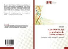 Copertina di Exploitation des technologies de communication
