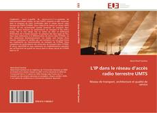 Capa do livro de L'IP dans le réseau d'accès radio terrestre UMTS