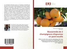 Portada del libro de Biocontrôle de 2 champignons d'agrumes en post-recolte