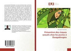 Обложка Prévention des risques sexuels chez les jeunes à Ouagadougou