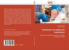 Capa do livro de Traitement de polluants organiques