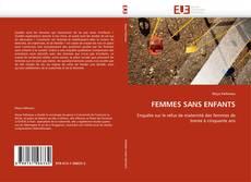 Portada del libro de FEMMES SANS ENFANTS