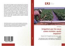 Bookcover of Irrigation par les eaux usées traitées: quels impacts?