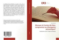 Couverture de Marque et Contes de Fées: congruence ou divergence sémantique?