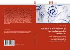 Couverture de Réseaux d'information et mutualisation des ressources