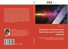 Bookcover of Impulsions femtosecondes façonnées pour le contrôle cohérent
