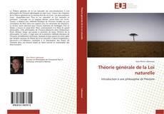 Обложка Théorie générale de la Loi naturelle