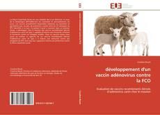 développement d'un vaccin adénovirus contre la FCO的封面