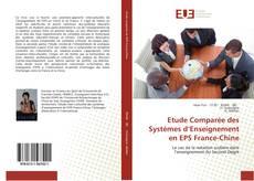 Capa do livro de Etude Comparée des Systèmes d'Enseignement en EPS France-Chine