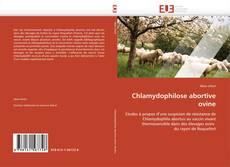 Bookcover of Chlamydophilose abortive ovine