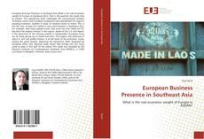 European Business Presence in Southeast Asia的封面