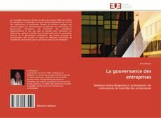 Buchcover von La gouvernance des entreprises