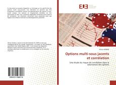 Bookcover of Options multi-sous jacents et corrélation