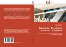 Buchcover von Dégradation de polluants organiques récalcitrants