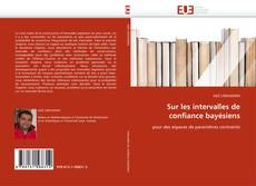 Bookcover of Sur les intervalles de confiance bayésiens