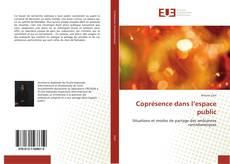 Bookcover of Coprésence dans l'espace public