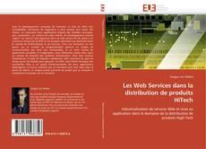 Buchcover von Les Web Services dans la distribution de produits HiTech